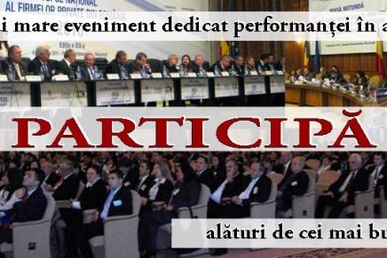 Ultimele zile de înscriere la Topul Național al Firmelor Private din România