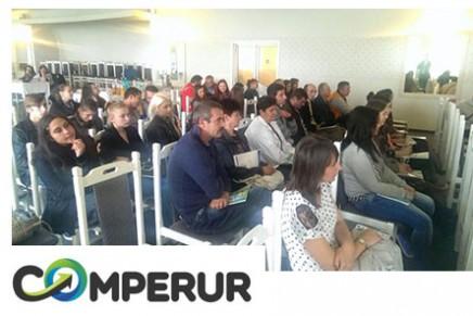 COMPERUR – conferință regională Drobeta Turnu Severin