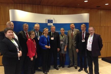 Participarea CNIPMMR la Adunarea Generala a IMM-urilor 2015