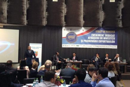 "Evenimentul ""Invest in Romania"""