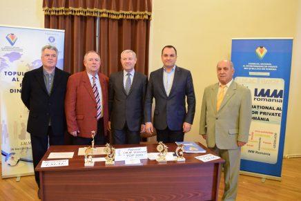 Patronatul IMM Vrancea a premiat firmele de succes