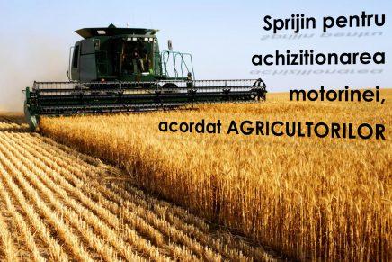 Sprijin pentru agricultori