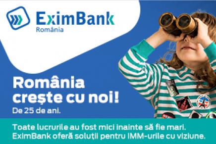 EximBank, partenerul CNIPMMR