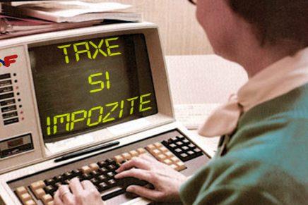 Analiza impactului revolutiei fiscale in randul firmelor romanesti
