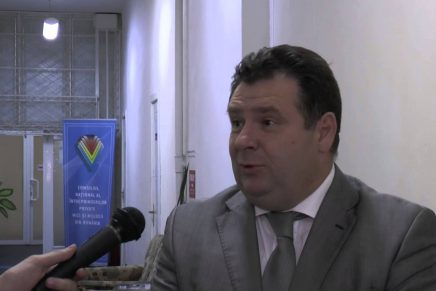 Alegerea Secretarului General al CNIPMMR, Liviu Rogojinaru, in functia de Vicepresedinte al Consiliului Economic si Social