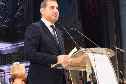 Alegerea lui Florin JIANU in functia de Vicepresedinte al Uniunii Europene a IMM-urilor (SMEunited)