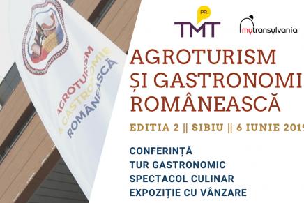 AGROTURISM ȘI GASTRONOMIE ROMÂNEASCĂ, un eveniment despre traditie, experiență și dezvoltare în mediul rural