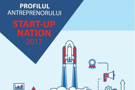 Profilul antreprenorului Start-Up Nation