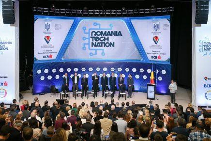 """Lansarea initiativei """"Romania Tech Nation"""""""