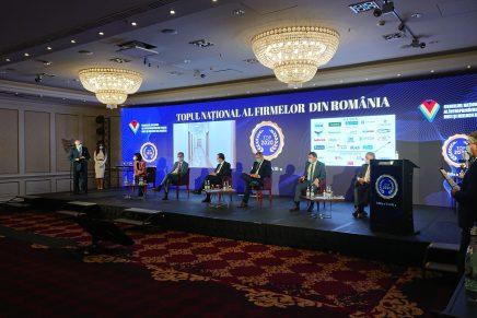 """Cea de-a 28-a editie a """"Topului National al Firmelor Private din Romania"""""""