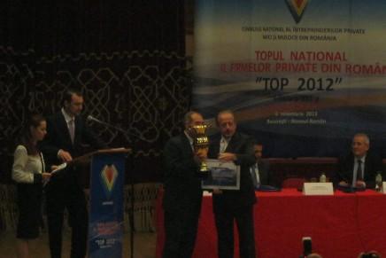 Topul Național al Firmelor Private din România ~XXI~