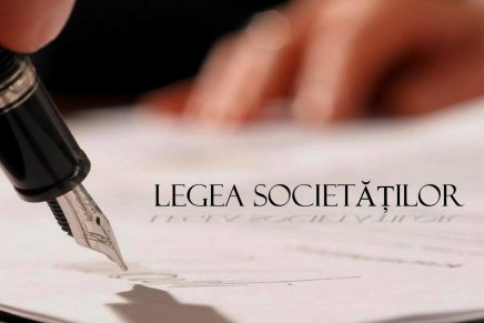 Ce modificari si completari se aduc legii 31/1990 a societatilor?