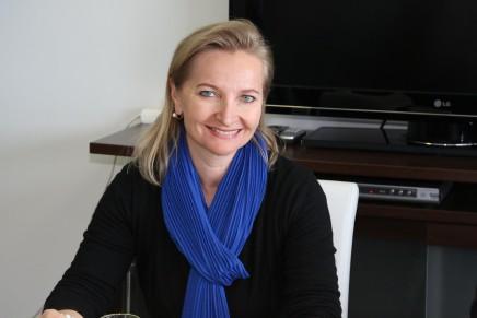 Dna. Ulrike Robmer-Koller, noul presedinte UEAPME