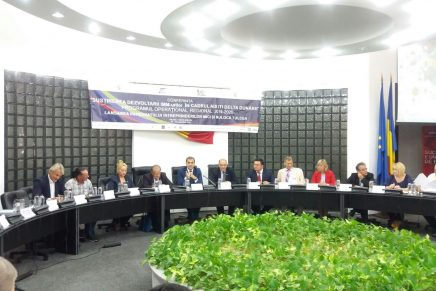 """Lansarea PIMM Tulcea si conferinta  """"Sustinerea dezvoltarii IMM-urilor in cadrul ITI Delta Dunarii – Programul Operational Regional 2014-2020"""""""