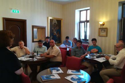 Sesiune instruire POCA – Sibiu