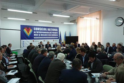 Participarea prim-ministrului Romaniei, dl. Ludovic Orban, in cadrul sedintei boardului CNIPMMR